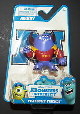 NEW Johnny Monsters University Fearsome Friends Disney Pixar PVC Figure Cake Top