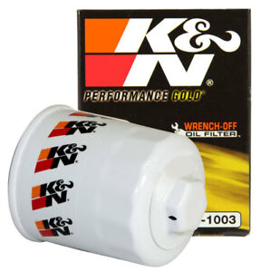 HP-1003 K&N OIL FILTER AUTOMOTIVE (KN Automotive Oil Filters)