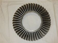 Tornado Aircraft RB199 Jet Engine Stage 3 LP Rotor Disc with 46 Blades [GR400E]