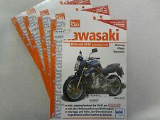 Reparaturanleitung Buch Kawasaki 650 ER-6N und ER-6F, EX650, ER650 , Band 5283