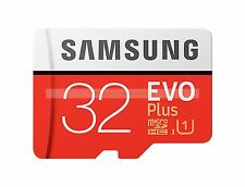 Samsung Micro SDHC 32GB EVO Plus 95MB/s Read 20MB/s Write Memory Card New ct