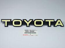 New OEM Toyota Land Cruiser FJ40 FJ55 BJ40 HJ45 Front Grille Emblem 75321-90300