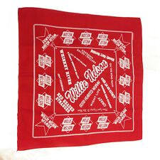 Official Premium Willie Nelson Songs Bandana Sweat Band