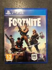 PS4 Fortnite Game Disc in Box
