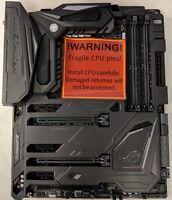 ASUS ROG MAXIMUS VIII FORMULA, LGA 1151, Intel Motherboard #EB7105