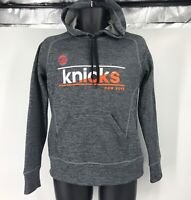 New York Knicks Size Small NBA Adidas Climawarm Sweatshirt Hoodie EUC 1