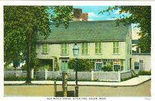 Salem MA The Old Witch House