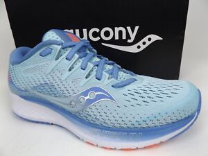 Saucony Women's Ride ISO 2 Running Shoes Womens Size ''MISMATCH'' 6.5-7.5, Blue