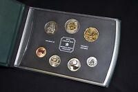 1999 Canada Specimen Set - Royal Canadian Mint