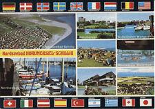 Alte Postkarte - Nordseebad Horumersiel-Schillig