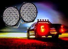 "7"" High Output Osram LED Driving Lights Offroad Truck SUV Spot Beam 12 - 32 volt"