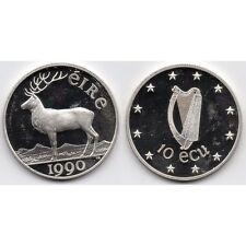 1990 Irlanda  - 10 ECUS - Eire