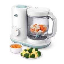Philips Avent Essential Baby Food Maker SCF862/02 BPA Free Steamer Blender