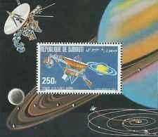 Timbre Cosmos Djibouti bloc spécial PA146 ** lot 25929 - cote : 32 €