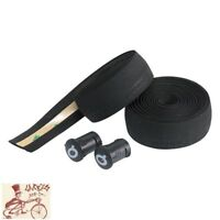 PROLOGO PLAINTOUCH BLACK BICYCLE HANDLEBAR BARTAPE