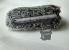 Furry Shotgun Microphone Windshield Windscreen WIND Muff for sony ECM-GZ1M
