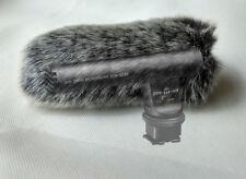 Furry Shotgun Microphone Windscreen WIND Muff for sony ECM-GZ1M