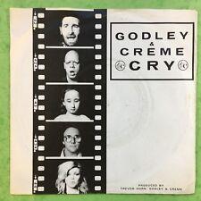 Godley & Creme - Cry - Polydor POSP-732 Ex+ Condition