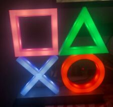 PlayStation Icons Light XL By Paladone Official Licensed Sony Product Light Lamp