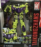 5in1 Transformers Bruticus Defensor Superion Complete Combiner Wars Figure Toys