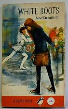 White Boots Noel Streatfeild Puffin Vintage Paperback Children's fiction 1965