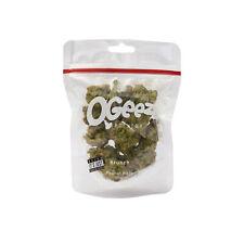 Ogeez Krunch Peanut Haze 50g - Knusper-Schokoladenstücke in Weed-Optik