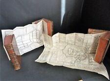 KAEMPFER Histoire Japon 12 PLANCHES 3 Volumes Reliés COMPLET VOYAGE ORIENT 1758