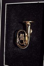 Brass Tuba Fridge Magnet Band