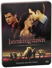 Twilight Breaking Dawn Parte 1 Blu-Ray Italiano Limited Metal Box Steelbook part