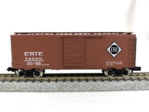 N-Scale - Kadee MTL #20870 - Erie Rd# 78960 - 40' PS-1 Boxcar - NO BOX