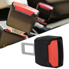 "Universal 2Pcs Car Seat Seatbelt Safety Belt Clip Extender Extension 7/8"" Buckle"