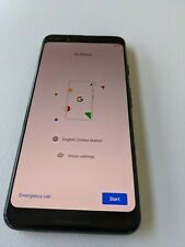 Google Pixel 3 - 64GB - Just Black (Verizon)-Used