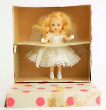 vtg Nancy Ann Storybook Dolls - Commencement Series First Communion #73 - In Box