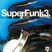 SUPER FUNK VOLUME 3  Various Artists NEW & SEALED  2X LP VINYL  SOUL FUNK (BGP)