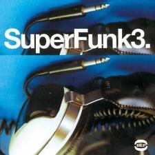 SUPER FUNK VOLUME 3  Various Artists NEW & SEALED  2X LP VINYL  SOUL FUNK (BGP)