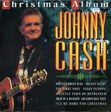 New: JOHNNY CASH - Christmas Album [IMPORT] CD
