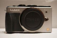 Panasonic GX1 micro four-thirds camera body *READ*