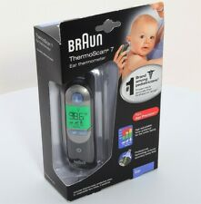 Braun IRT6520 ThermoScan 7 Ear Thermometer For Adults & Infants (Age Precision)
