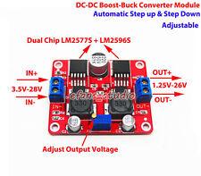DC-DC Auto Boost Buck Step Up Down Voltage Converter Module 3.3V 5V 9V 12V 24V