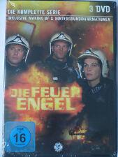 Die Feuerengel - Komplette Serie + Making of - Feuerwehr TV Serie, Hamburg Wache