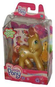 My Little Pony Bumblesweet (2003) Hasbro Toy Figure w/ Stickers