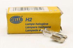 NEW Hella 12V 55W Fog Light Bulb 78125 H2 Explorer Capri Mark VIII Jaguar 81-98