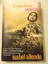 La Casa de los Espíritus by Isabel Allende (2001, Paperback)