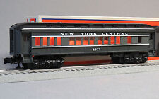 LIONEL NYC BABY MADISON COACH CAR o gauge train 6-81754 passenger 6-81755