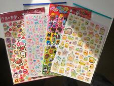 Lovely Kawaii Disney Alice in Wonderland Zip Zipper Bag 5 Gift Case DAISO JAPAN