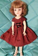 """Vintage Horsman Cindy doll 17"""""""