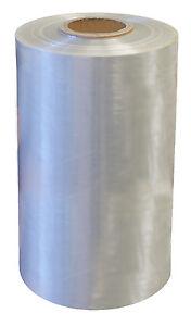 "Shrink Wrap Film 14"" 75 Gauge 3500 ft. Packaging Supplies Bindery Finishing"