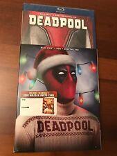 Deadpool (Blu-ray/DVD, 2016, 2-Disc Set, Includes Digital Copy), Brand new!