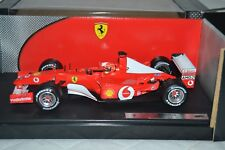 Hot Wheels 1/18 F1 Michael Schumacher F- 2002 Ferrari