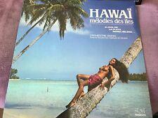 HAWAI melodies des iles DAIKIKI  LP 33T musique du monde (a37)